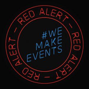 ESS At We Make Events, Red Alert, London