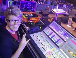 Dani Seggewiss Featured In Pro Sound